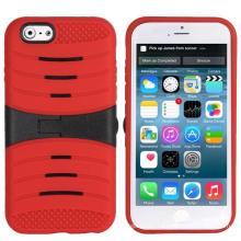 Combo Kickstand Rugged Case Accesorios para el teléfono iPhone 6