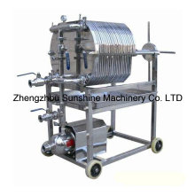 Peanut Oil Filter Press Filter Soy Sauce Filter