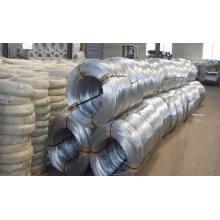 ACSR Alambre de acero de alta tensión galvanizado galvanizado