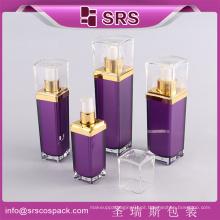 China 30ml 50ml 80ml 120ml Capacidade de garrafa Embalagem Shampoo Garrafa