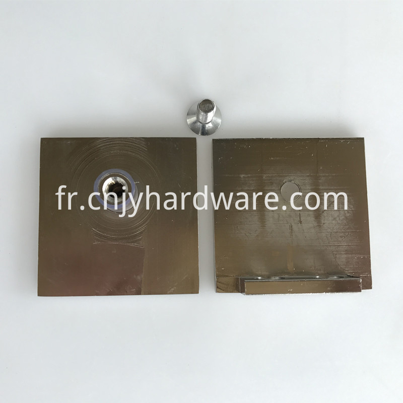 Glass Clamp For Shower Room