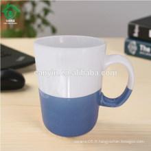 Nouveau quotidien Contact alimentaire sécurisé porcelaine populaire bon marché gros grande tasse de café