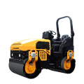 3 Ton Tandem Roller Small Vibratory Roller From Jining Factory