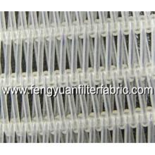 Spiral Press Filter Cintos de tecido