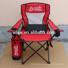 Cadeira de praia exterior do estilo da cadeira da pesca do uso geral da mobília