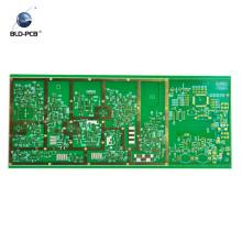 94vo fr-4 Fabricante de PCB de un solo lado, placa de circuito impreso en 1 capa