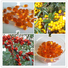100% Natural e de alta qualidade Pure Sea Buckthorn Seed Oil