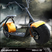 2 Rodas Motocicleta Elétrica Harley Scooser Scooter Estilo Citycoco