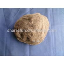 Dehaired Yak Wool