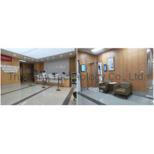 Color Coating Anti Microbial ACP Panels Used for Hospital Operating Room Laboratory Wall Ceiling