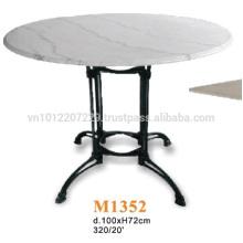 Muebles de mármol de granito - mesa