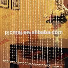 горячий продавать кристалл прозрачный бусины занавес висит кристалл для украшения дома экологичный