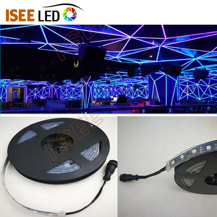 Madrix Disco Video DMX RGB Pixel LED Strip