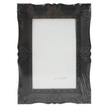 Schwarze 9x13cm Kunststoff Bilderrahmen für Förderung