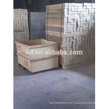 Bloques de madera comprimidos para madera