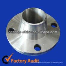 fundición de acero al carbono 150 brida