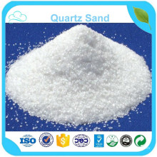 Fabricación de vidrio Materias primas / arena de sílice de grado de vidrio / arena de cuarzo