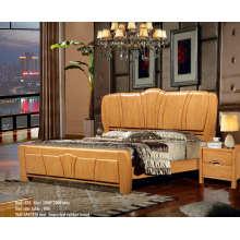Madera cama de Hotel, mejor dormitorio muebles Set, China (828)