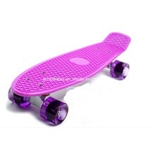 Скейтборд Penny с твердым колесом из полиуретана 60 мм (ET-PSY001)