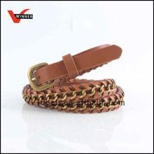Hot Sale Skinny Women's Braided Belts