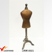 Unique Metal Stand Dress Body Form Vintage Style Mannequins