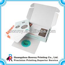 impressão em offset personalizada cartões de jogo em branco