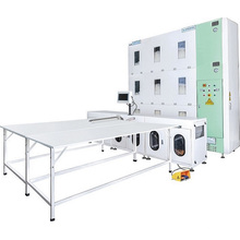 Полностью автоматическая машина для наполнения одеял