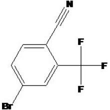 4-Bromo-2- (Trifluorometil) benzonitrilo Nº CAS 191165-13-6