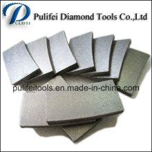 Sandstone Diamond Cutting Segment for Bridge Saw Blade