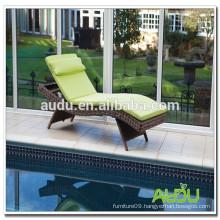 Audu Aluminium Outdoor Rattan Personalized Atlanta Sunbed