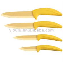 OL016 knife set color blade