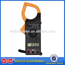 multímetro digital da braçadeira 266C CE com teste de temperatura com CE & GS
