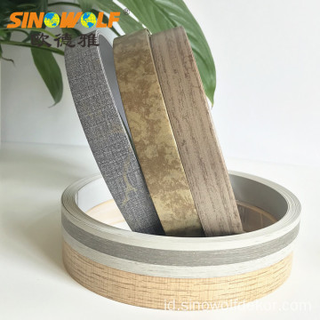 ABS Edge Banding Plastic Strip untuk Furniture Decorative
