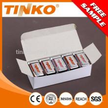 TINKO super heavy duty battery 6F22 9V