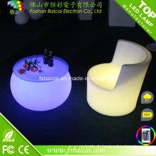 Günstige Bar LED-Möbel auf Verkauf Plastic Chair Einzigartige Bar Möbel