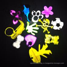 Животных форма Брелок пластик отражатель светоотражающие игрушки для безопасности