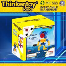 Thinkertoyland 3+ Children DIY Free Build Education Toy