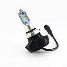 Fanless type car head lights supply s1 x3 r4 g7 7s g7s 9005 9006 led headlights bulbs
