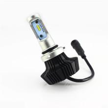 Fanless tipo luzes da cabeça do carro fornecer s1 x3 r4 g7 7 s g7s 9005 9006 lâmpadas led faróis