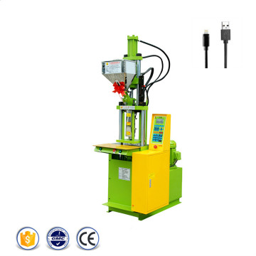 Standard Vertical Injection Molding Machine for USB Cable