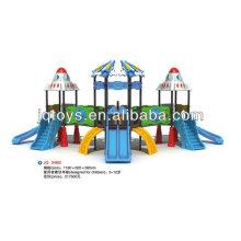 Kids Amusement Park Playground Equipamiento