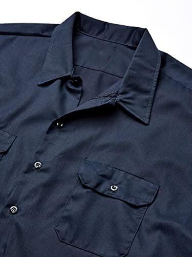 Men S Long Sleeve Work Shirt5