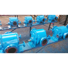 WQCB insulation series asphalt pump