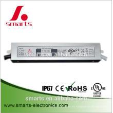 Salida única PSU 18W 900mA tipo actual conductor led constante