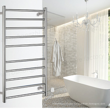 Home Bath Or Hotel Factory Direct Sale Silver Electric Towel Warmer JQS-9010
