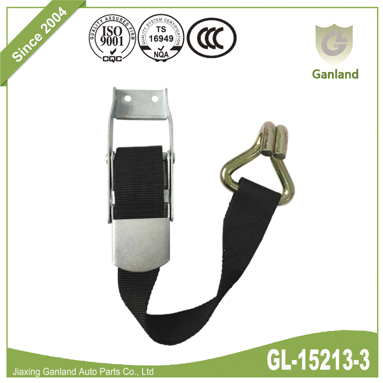 Curtainsider Van Heavy Duty Over-center Buckle GL-15213-3
