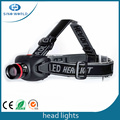 Waterproof Low Price Super Bright Head Light
