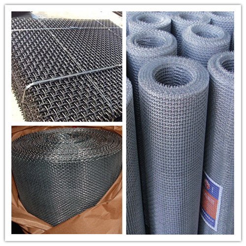 crimped wire mesh packaging