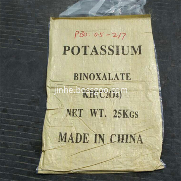Potassium Binoxalate For Chemical Reagent