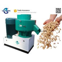 Aprobación del Ce de la cáscara del arroz / de la rama de madera / de la madera inútil / de la pelotilla de la hierba que hace la máquina